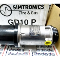Simtronics Infrared Gas Detector Type : GD10-P00-24BC-0XH-00