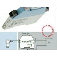 MTL Instruments Zener Barriers TYPE : MTL7788R+